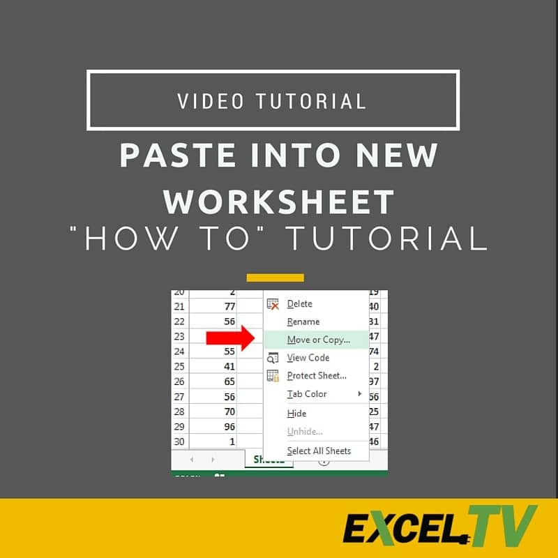 how to go to another sheet in excel using keyboard