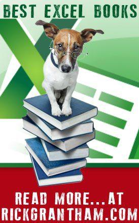 Best Excel Book