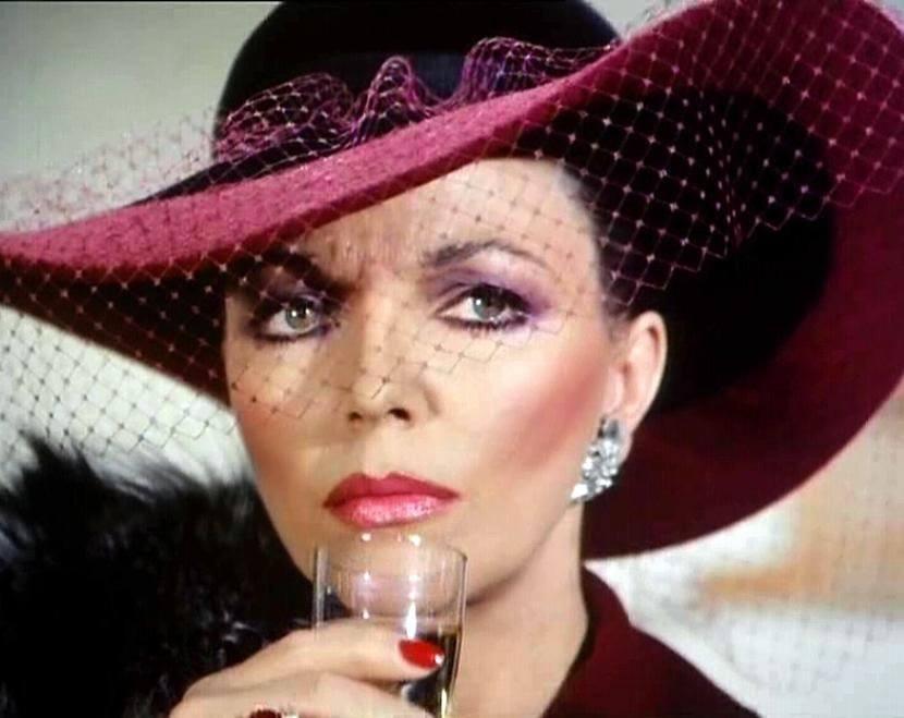 Joan Collins as Szilvia Juhasz