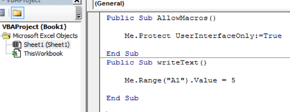 Picture1 Vba Worksheet Protect Method on