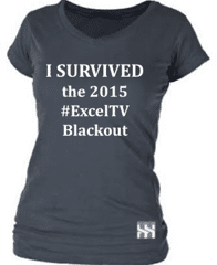 modeloff tshirt