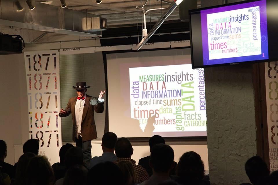 speaking at IgniteChicago2